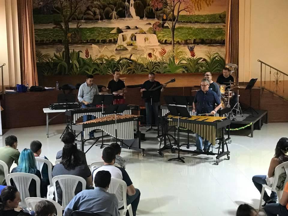 Concierto de Gala Gratis del Ensamble de Percusion CR UNED