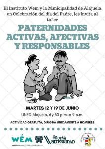 Paternidades activas afectivas y responsables