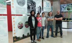 En el 2014 se desarrolló la exhibición del 40 aniversario del Centro InfantilLaboratorio de la Universidad de Costa Rica. Foto cortesía TC-160