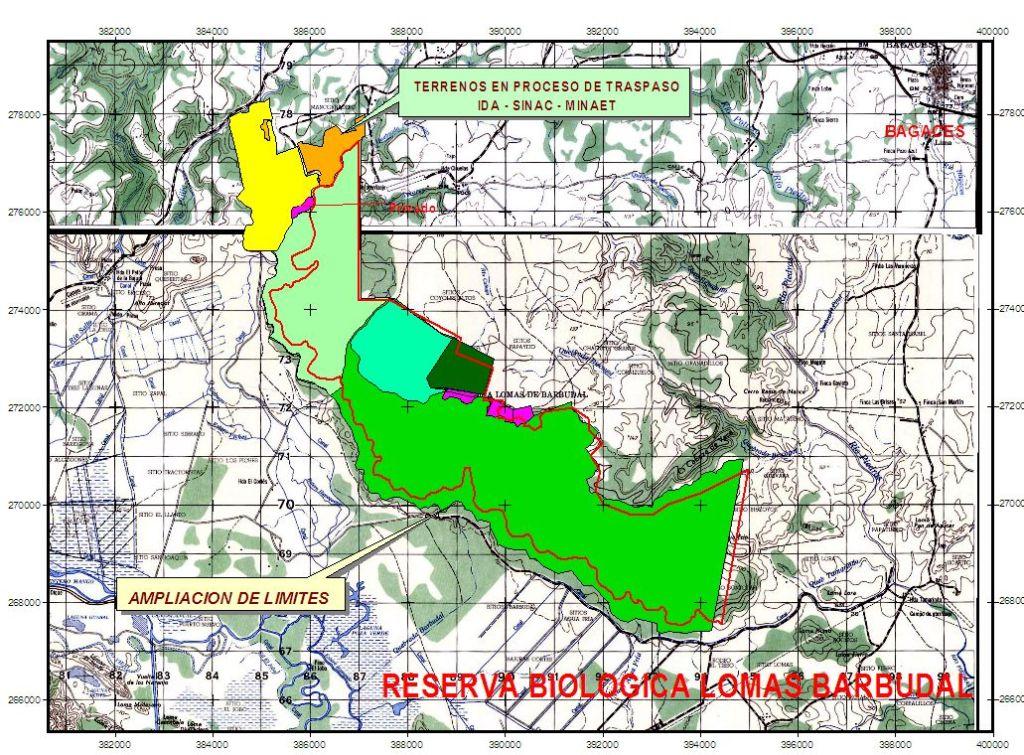 Megaproyecto del Paacume afectara a la unica reserva biologica de bosque tropical seco del pais3