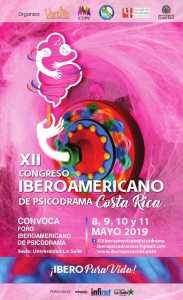 XII Congreso Iberoamericano de Psicodrama Costa Rica