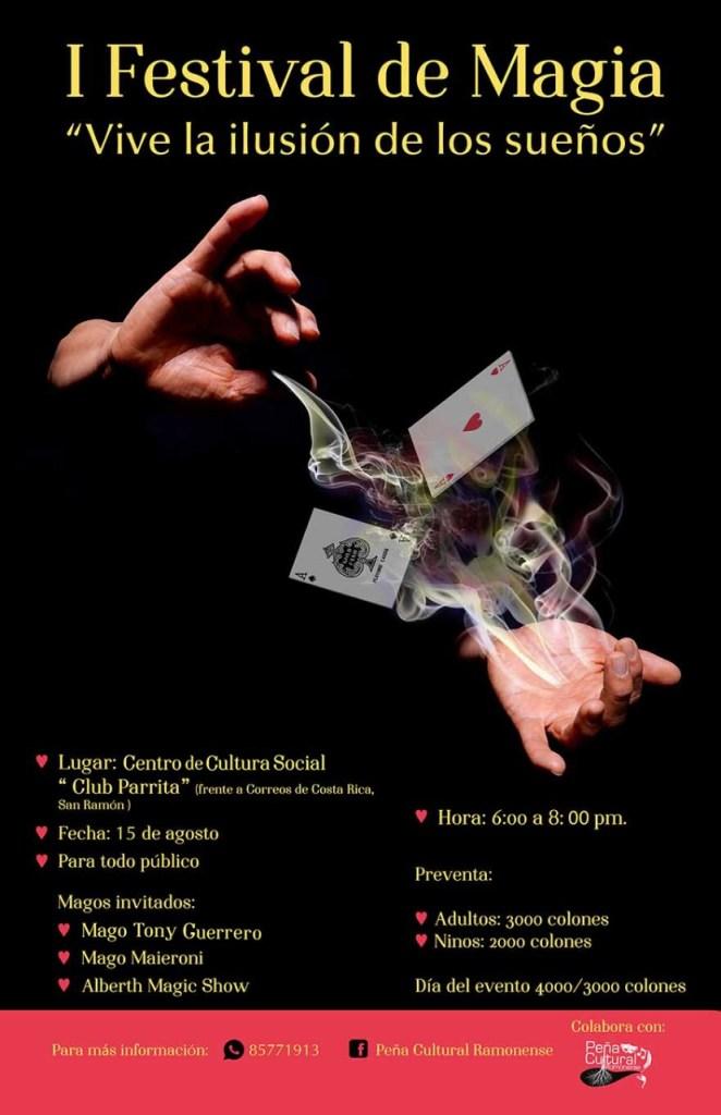 I Festival de Magia Vive la ilusion de los suenos