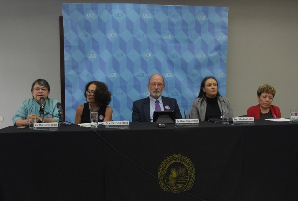 La Universidad de Costa Rica lanza una campana contra el acoso sexual2