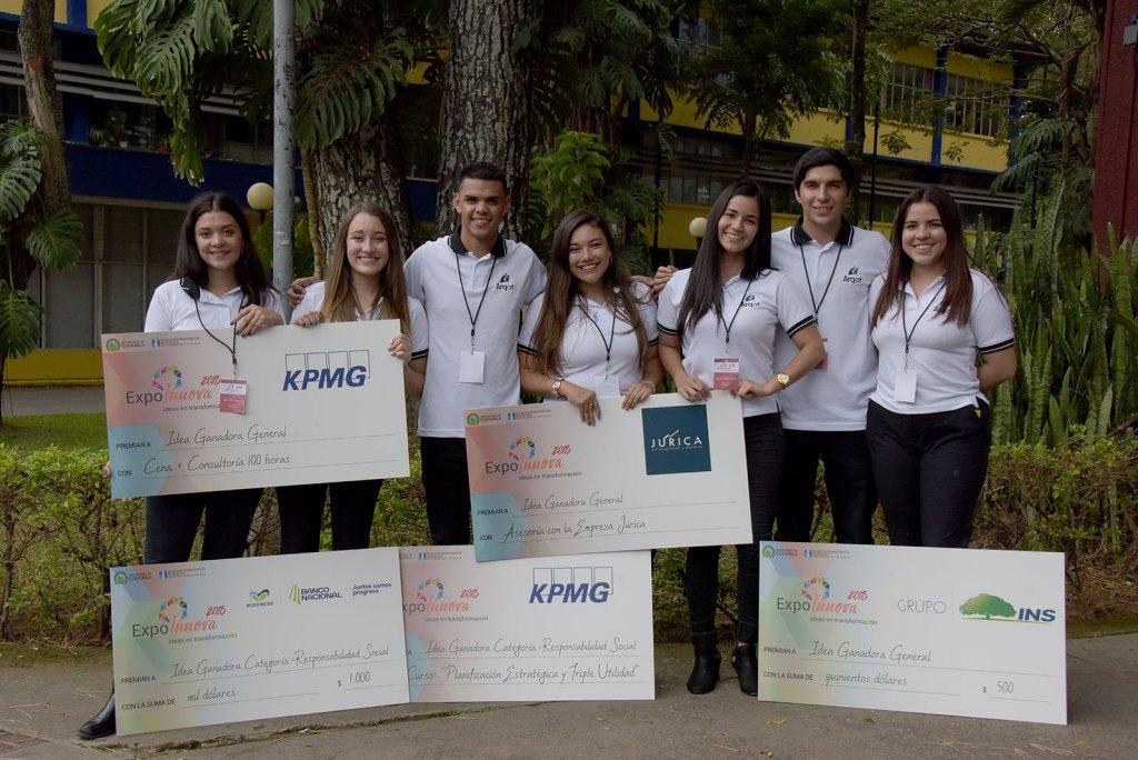 UCR Estudiantes del Recinto de Paraiso innovan con compromiso social2