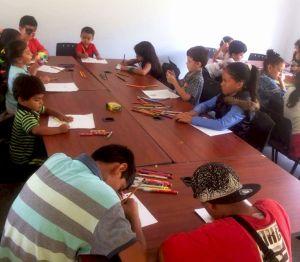 UCR Proyecto universitario incentiva la reflexion critica a traves del dibujo