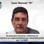 Aprehenden a hombre por extorsionar a victima de secuestro