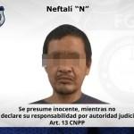 Detienen a implicado en inhumación clandestina de hombre desaparecido
