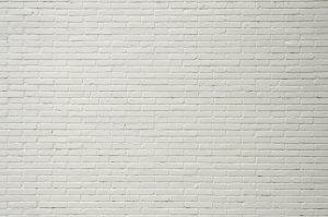 wall, bricks, white