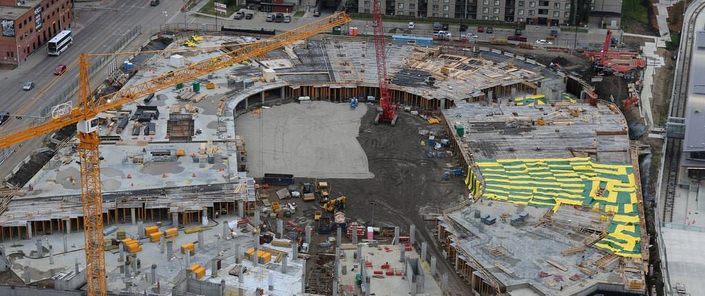 Rogers Place Sports Arena  Calgary
