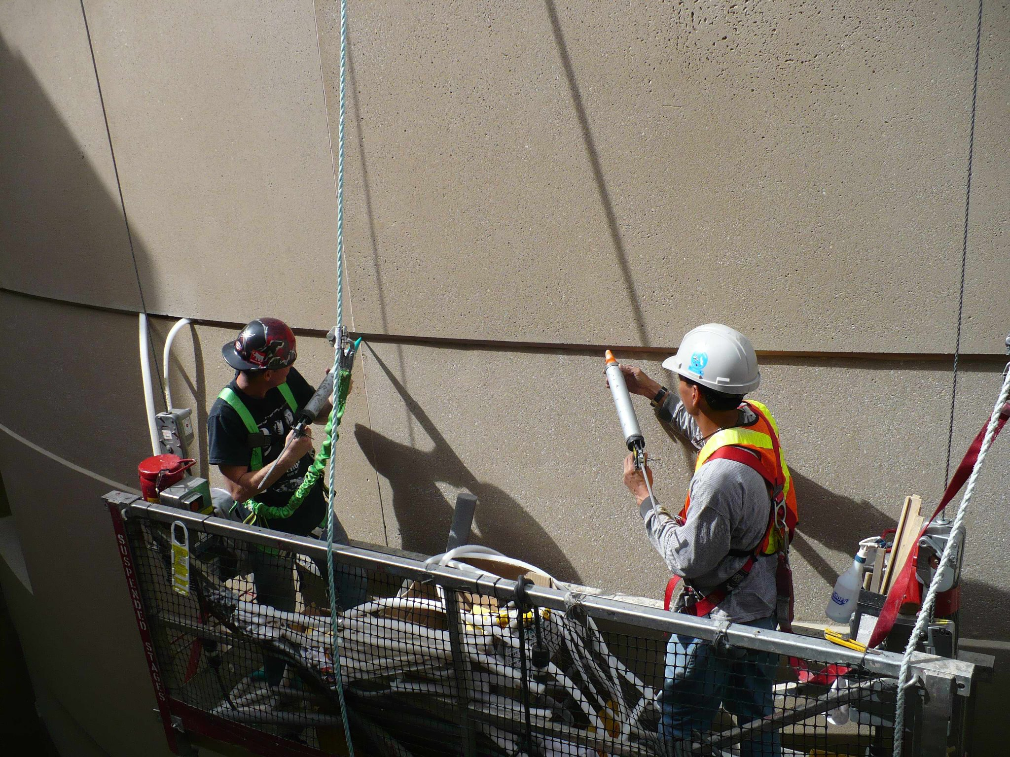 Expansion joint caulking systems  Sure-Seal