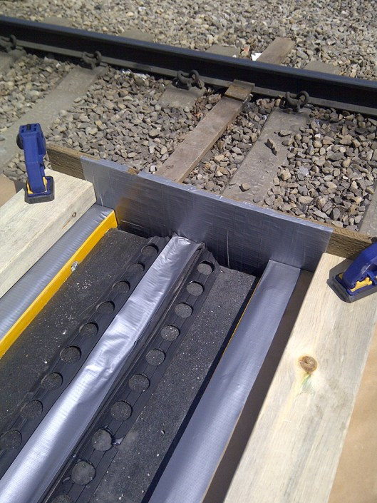 Railway Fishplate, Steel Rail