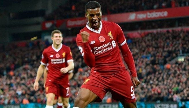 Liverpool completed a remarkable win over Barcelona