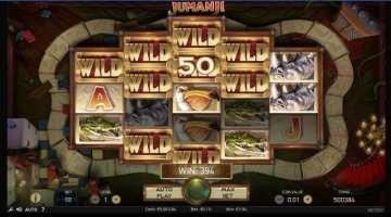 Jumanji — Free Slot Game Online