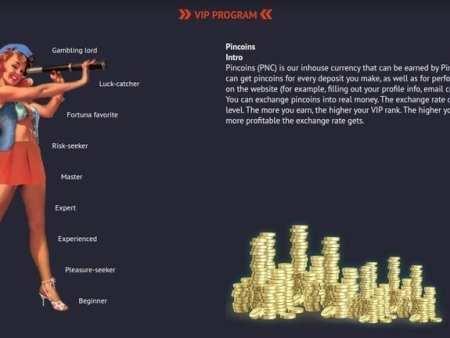 Pin Up Bet – получите до 500 $ на первый депозит!