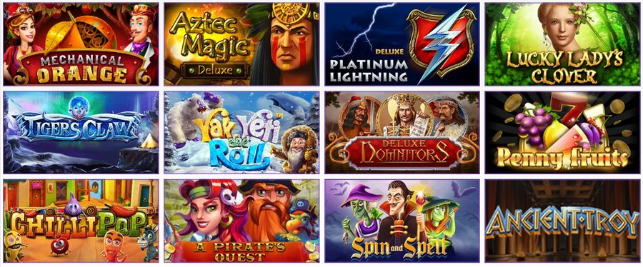 Bitcoin Casino Games