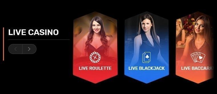 live online casino winz