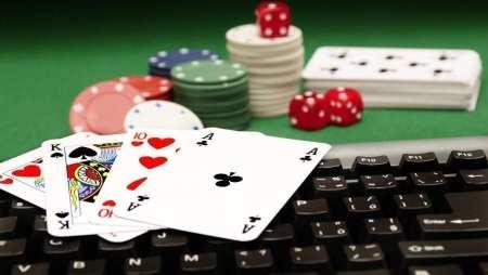 Los juegos de azar en línea: una breve historia