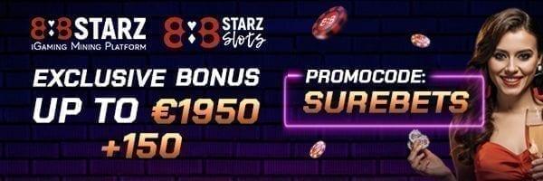 888starz welcome bonus image surebets