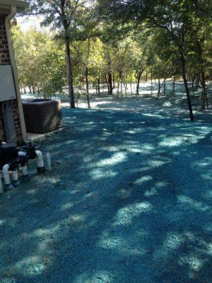 Titan RX Fescue Hydro-mulch