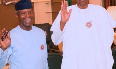 Presidency confirms sacking of Osinbajo's aides, gives reasons