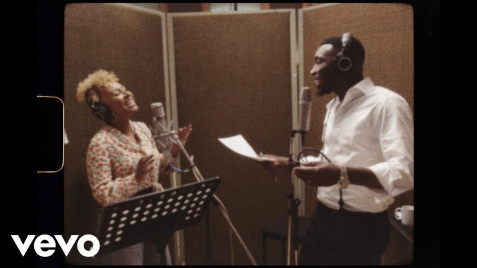 Timi Dakolo, Emeli Sandé – Merry Christmas, Darling (Studio Performance Video)