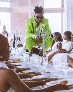 "VIDEO: Mayorkun – ""Up To Something"""