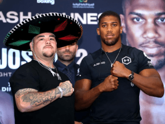 Anthony Joshua set to pocket $85million from his rematch with Andy Ruiz Jnr