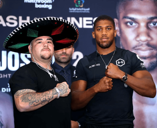 Anthony Joshua set to pocket million from his rematch with Andy Ruiz Jnr