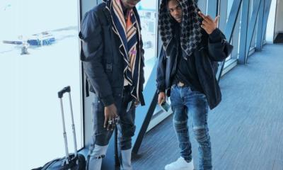 Blaqbonez & Ckay – Traffic after Traffic (Parte after Parte Cover)