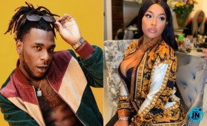 See Stefflon Don's Response To A Fan Who Asked If She & Burna Boy Are Still Together