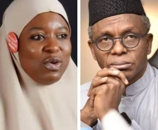 """""""I Will Deal With You On This Street"""" Aisha Yesufu Drags Governor Nasir El-Rufai On Twitter [Video]"""