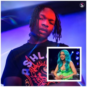 Send Me Your Full Name And DOB - Naira Marley Reply Cardi B For her Nigerian Citizenship Passport