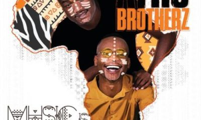 Afro Brotherz – Sparkling Upright
