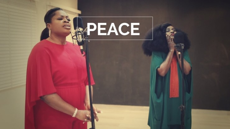Sinach, TY Bello & George – Peace