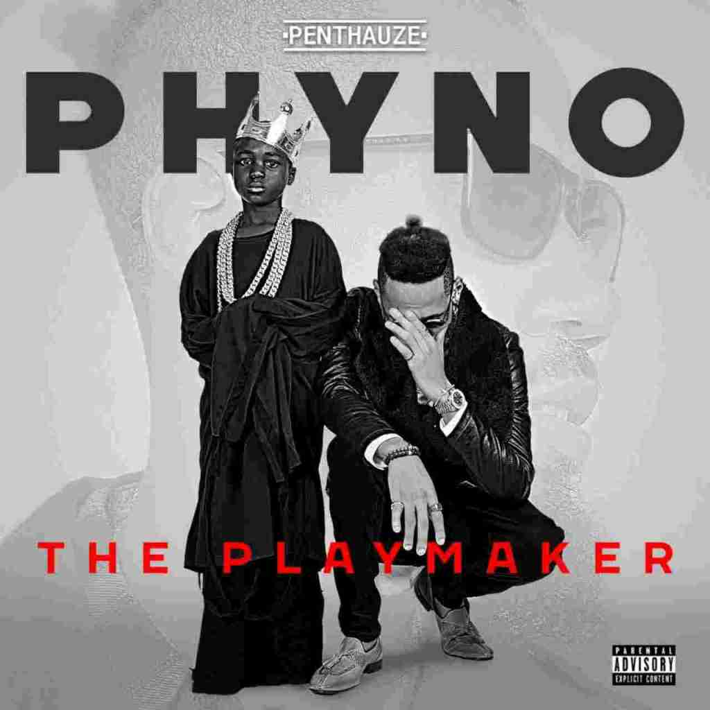 DOWNLOAD Phyno – The Playmaker [Full Album]