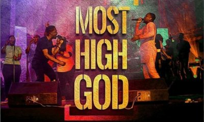Preye Odede – Most High God Ft. Joe Mettle [Music & Video]
