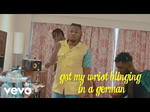 Qdot – German [Music & Video]