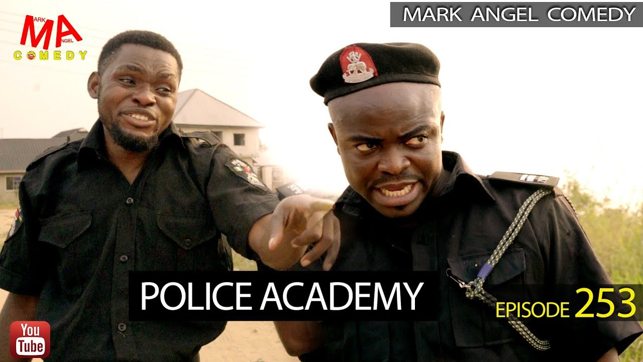 VIDEO: Mark Angel Comedy – Police Academy (Episode 253)