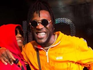 'African Giant' Next To 'Fela', Burna Boy Now Bowing To 'Wizkid'?