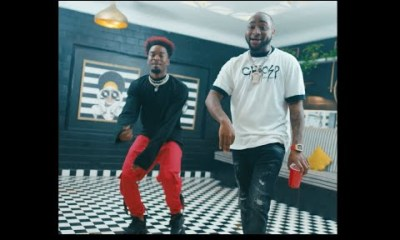 VIDEO: DMW – Mafa Mafa Ft. Davido, The Flowolf, Peruzzi & Dremo