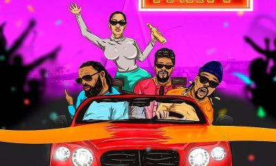 Admiral C4C ft. Nyanda, Beenie Man & Timaya – Lagos Party