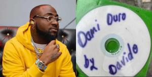 Davido Revealed How He Shared His Music CD in 2011 Hoping to Get Signed