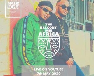 Major League – Amapiano Live Balcony Mix 14