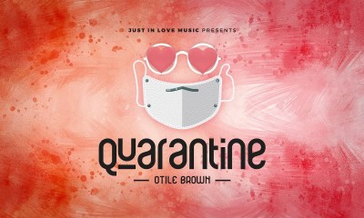 Otile Brown – Quarantine [Music & Video]