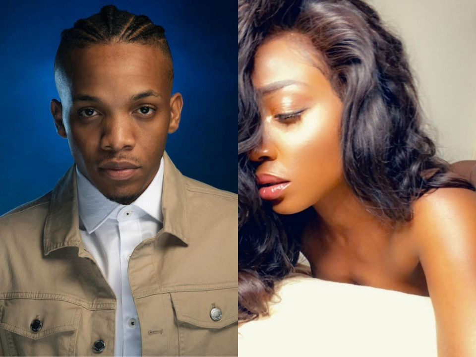 Tekno 'Begs' Seyi Shay To Show Off Her Full Nakedness