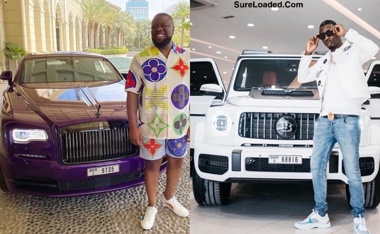 Why Hushpuppi And His Friend Woodbery Were Arrested In Dubai