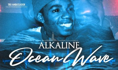 Alkaline – Ocean Wave [Music & Video]