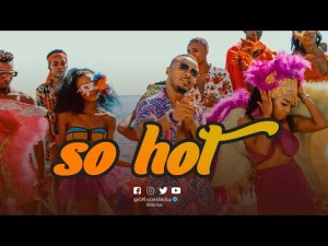 VIDEO: Alikiba – So Hot