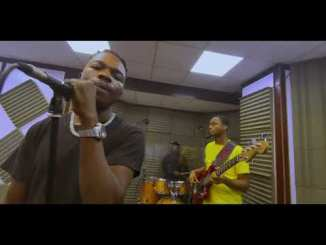 VIDEO: Naira Marley Rehearsal Session With Alternate Sound