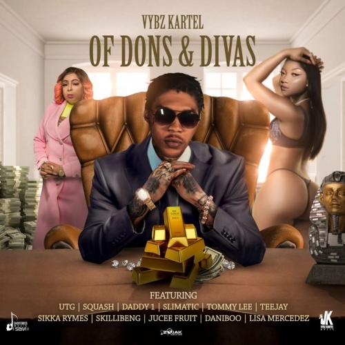 Vybz Kartel – Of Dons & Divas [Full Album]